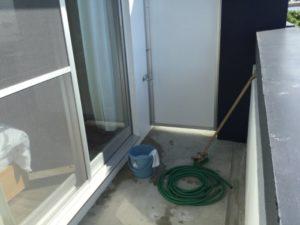 窓の掃除用具